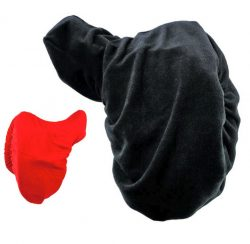 1041 HKM Super Soft Fleece Protective Saddle Cover