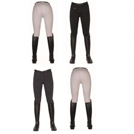 2003 HKM Ladies Basic Breeches with Multi-Way Stretch