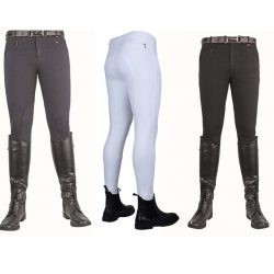 2004 HKM Mens Classic Breathable Horse Riding Breeches