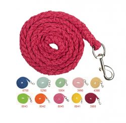 2787 - HKM Stars Softice Lead Rope with Snap Clip - ALL COLOURS