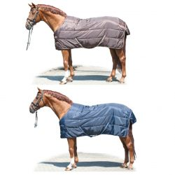 4102 HKM Breathable 300g Quilted Stable Rug - Extra Long Sides