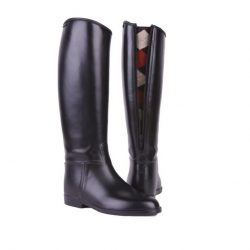 4509 HKM Women's Synthetic Leather Long Horse riding boots