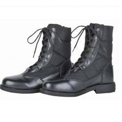 5120 HKM Alaska Insulated Winter Jodhpur Boots Black