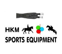 6292 HKM Protective Non Slip Anti-Rub Heavy Duty Web Girth