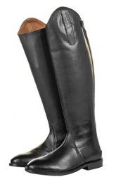 6545 Italy Soft Leather Long Riding Boots