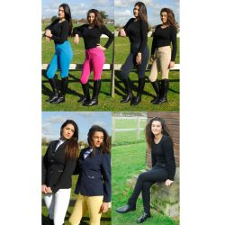 704 Rhinegold Essential Ladies Jodhpurs