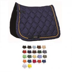 7171 ON OFFER with FREE POST | HKM Gently All Purpose Easy Care Padded Saddle Cloth
