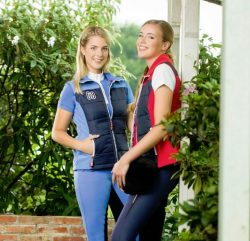 7614 HKM Pro-Team Women's Water Resistant Gilet on CLEARANCE