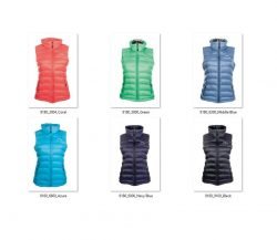 8180 HKM Ladies Lightly Padded Waistcoat / Gilet
