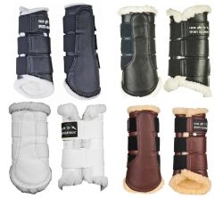 8585 HKM Comfort Faux Fur Lined Protection Boots ALL