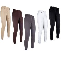 3360 9066 HKM Ladies Every Day Soft and Breathable Breeches