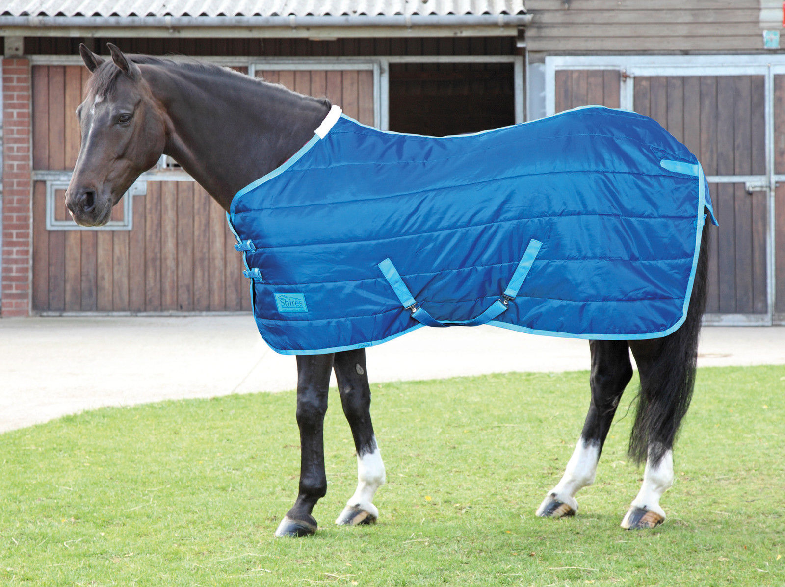 Shires Tempest 100 Stable Rug Fast Tack Direct