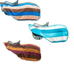 7092 HKM Stripes Continental Fleece Exercise Sheet Rug