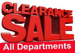 All Equestrian Clearance