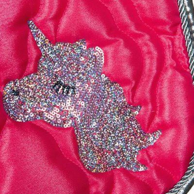 10105 Unicorn Saddle Cloth