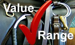 Value Range Horse Tack
