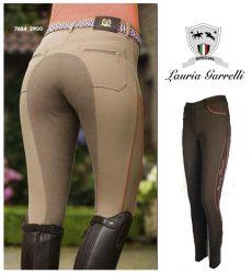 HKM Designer Lauria Garrelli Comfort Breeches with Full GRIP Seat