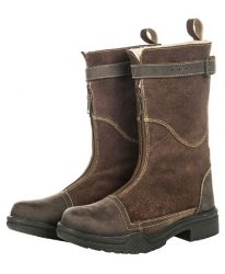 yorvik winter leather yard boots