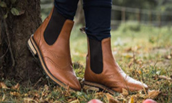 HKM Horse Riding Boots