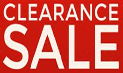 HKM Clearance Sale