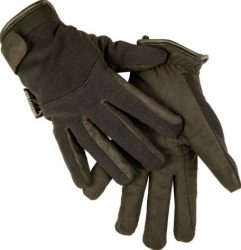 1303 HKM Reinforced Winter Thinsulate Riding Gloves