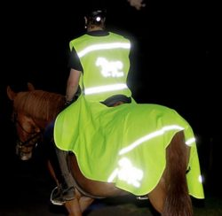 3062 3062 HKM Childrens Safety Hi Vis Tabard