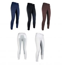 4743 HKM Ladies 'Comfort Fit' Breeches with Alos Seat