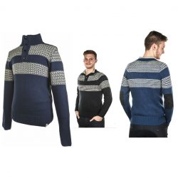 5770 HKM Men's Pro Team 'Country Life' Pullover Jumper