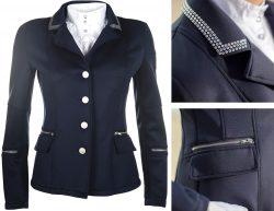 8073 HKM Designer Cavallino Marino 'Luxe' Competition Show Jacket