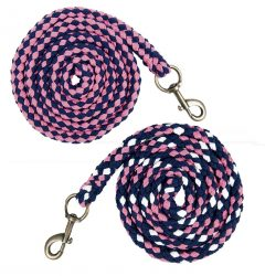 8276 HKM Designer Lauria Garrelli Queens Leadrope with Snap Hook