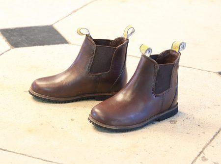 Shires Moretta Fiora Childs Jodhpur Boots 25 Black HeUDs