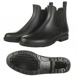 8388 8388 HKM Waterproof Rubber Jodhpur Boots