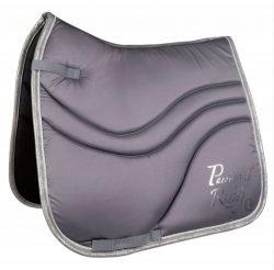 10313 HKM Luxury 'Passion of Riding' Padded Saddle Cloth