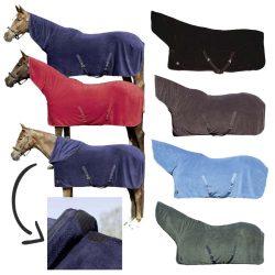 10902 HKM Full Neck Fleece Cooler Horse Rug