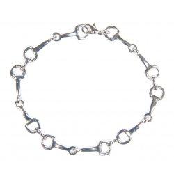 6117 HKM Bijoux Horse Bit Bracelet
