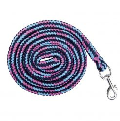 9225 HKM Pretty Leadrope with Snap Hook