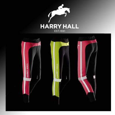 Harry Hall Comfort Hi Vis Pull On Breeches
