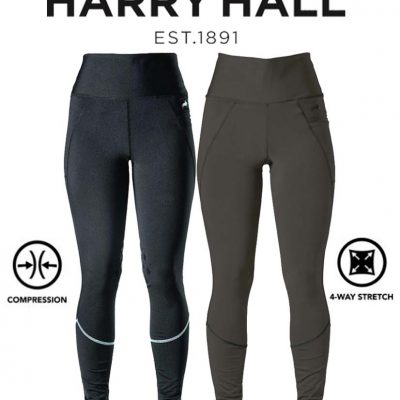 Harry Hall Ergonomic Compression Riding Tights