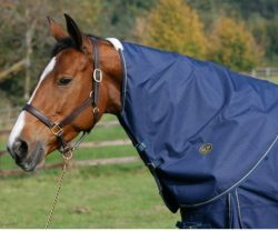 MARK TODD LIGHTWEIGHT TURNOUT RUG NECK COVER