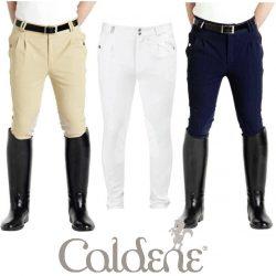 Caldene Mens Gloucester Woven Comfort Fit Breeches