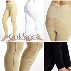 Caldene Ladies Mortham Stretch Cotton Breeches