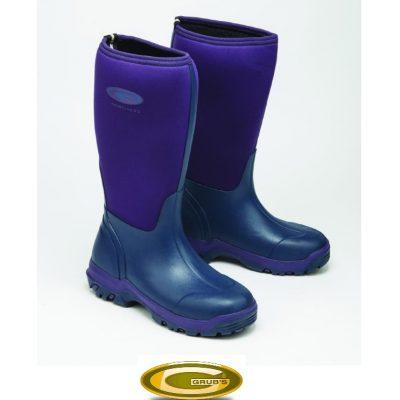 Grubs Frostline Violet Winter Yard / Mucker Boots