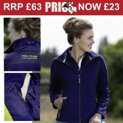 8228 HKM Pro Team Combination Fleece Jacket