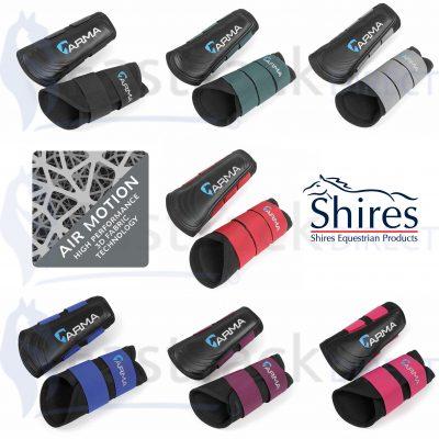 Shires ARMA Air Motion Brushing Boots