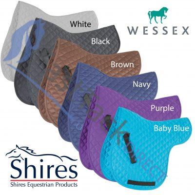 Shires Wessex Numnah