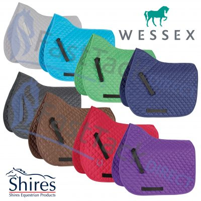 Shires Wessex Saddlecloth