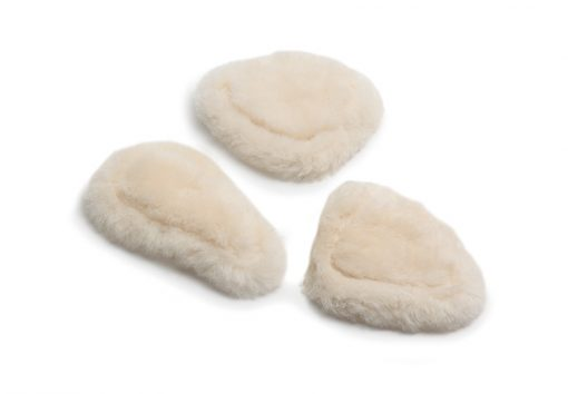 Shires Sheepskin Replacement Pads