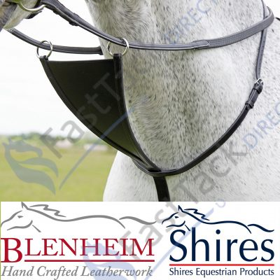 Shires Blenheim Bib Martingale