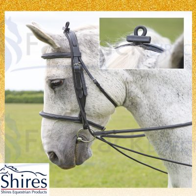 Shires Elastic Training Reins