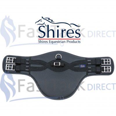 Shires Anti Chafe Short Stud Girth Elastic